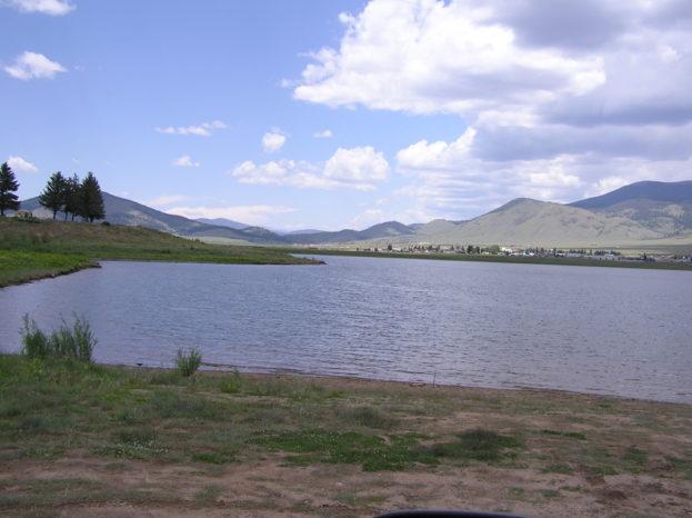 Eagle Nest Lake NM Fly Fishing
