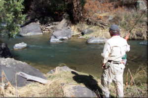 Red River New Mexico Fly Fishing
