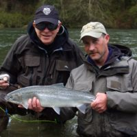 Brian Silvey Professional Fly Fishing Guide
