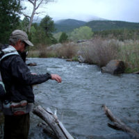 Ed Adams New Mexico Fly Fishing Guide