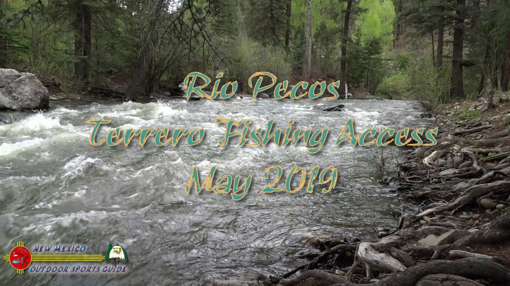 Pecos River Fly Fishing Terrero Public Access