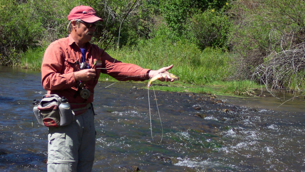 Cimarron River Fly Fishing Public Access