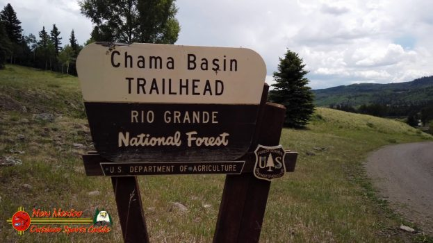 Chama River Basin Trout Fishing Public Access
