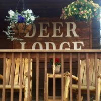 Deer Lodge Room 11 Red River New Mexico
